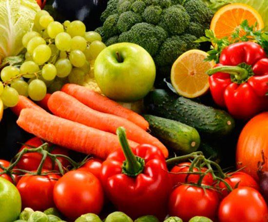 Com prendre fruites i verdures