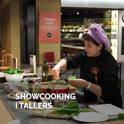 Showcooking i tallers
