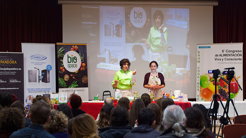conferències sobre alimentació